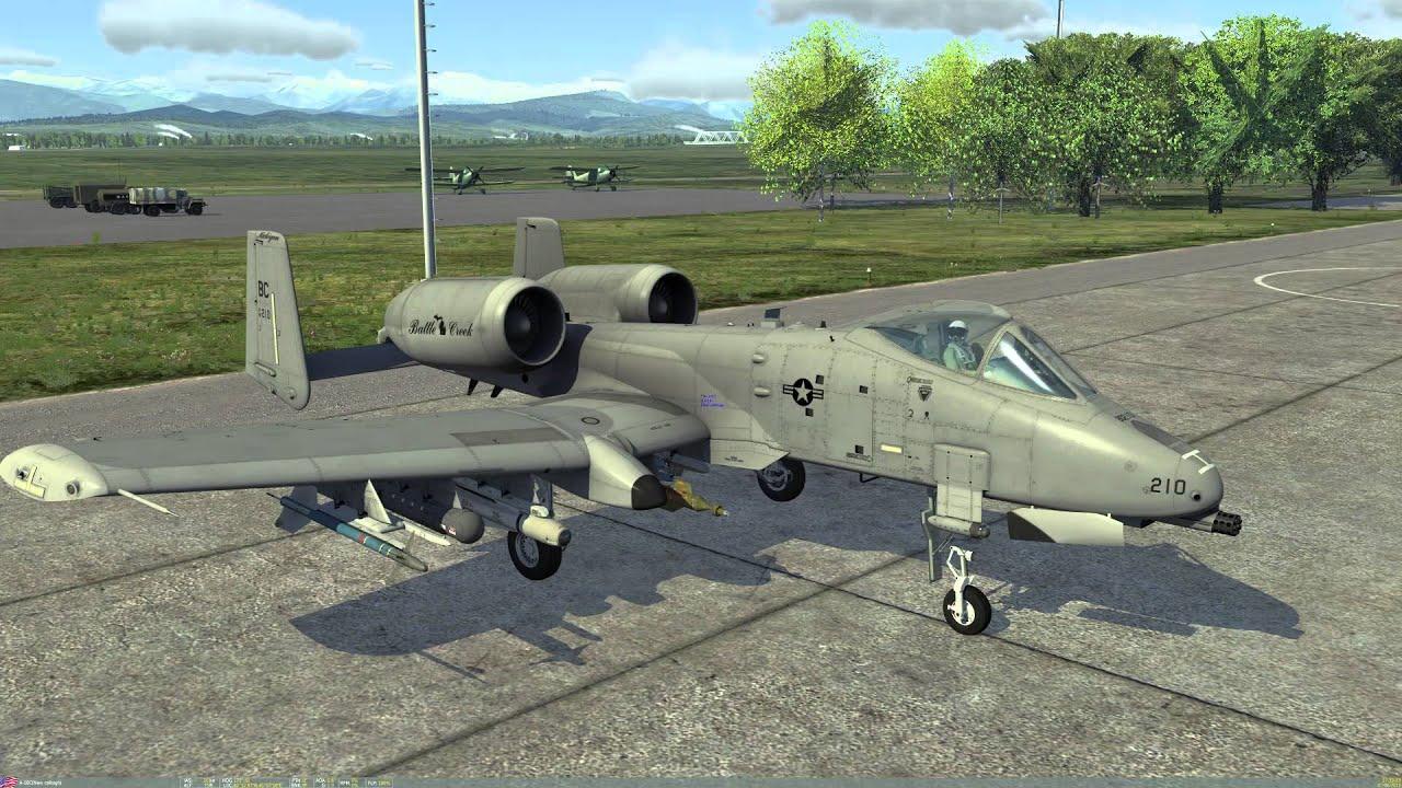 A10C Engine Startup Procedure - Digital Combat Simulator 1 5 2