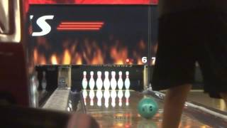 Bowling at Wildfire Lanes Part 2/4: Messenger Strike at 0:55!