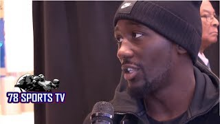 TERENCE CRAWFORD SNAPS ON JEFF HORN FOR TRASH TALKING