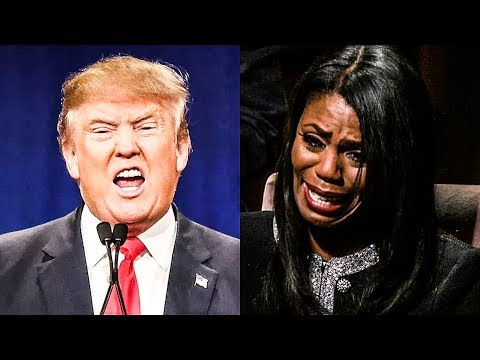 Trump Hits Back At Omarosa, Calls Her A Crazed, Crying Lowlife Dog