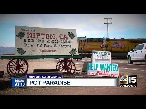 Valley marijuana company looking to build 'pot paradise' in California