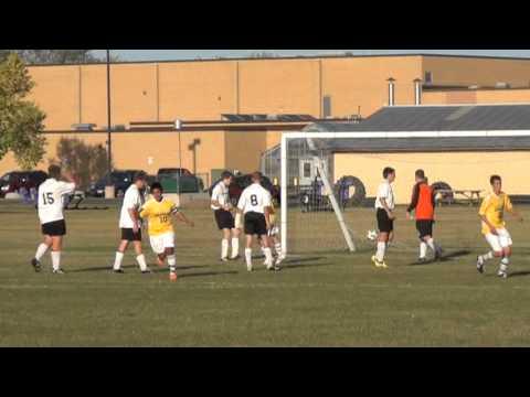 Algoma High School Soccer Highlights 2012 - YouTube