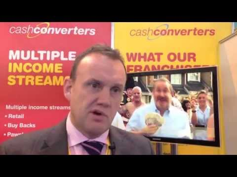 UKFD Interviews Cash Converters