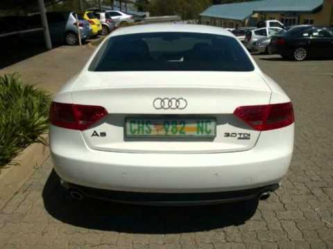 2010 AUDI A5 3.0 TDi Coupe Quattro Tip Auto For Sale On Auto Trader South Africa