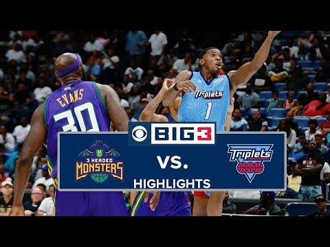 big3-playoffs-|-3-headed-monsters-vs.-triplets-|-highlights
