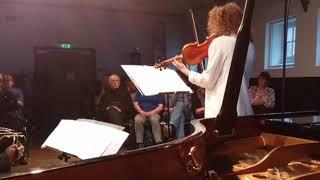 Teaser - Duo Sabrina CONDELLO (violon)- Victor VILLENA (bandoneon)