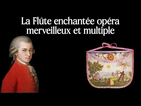 Conférence sur La Flûte enchantée de Mozart par Eric Chaillier