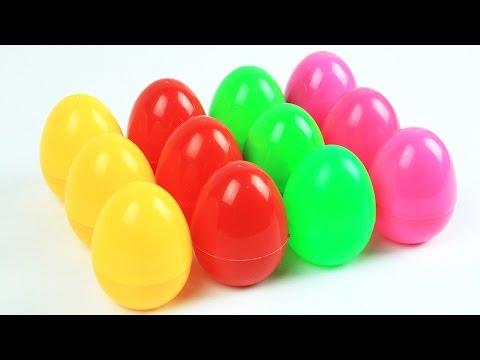 Bóc trứng Socola Khủng Long Kinder Joy Surprise Eggs