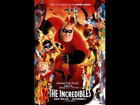 The Incredibles 2004. Animation, Action, Adventure, Craig T. Nelson, Samuel L. Jackson,