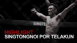 Baixar Muay Thai World Champion Singtongnoi Por Telakun Highlight Video | EVOLVE Fight Team