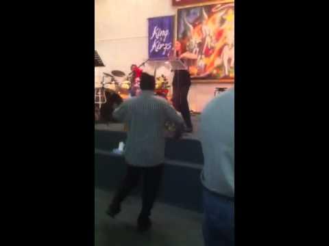 Dancing in the Spirit, Bill Easter Revival