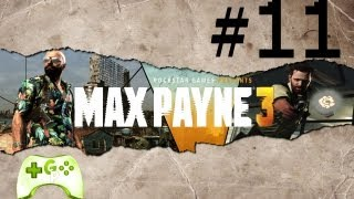 Max Payne 3 Oynuyoruz #11 - ( Demirören mi la o ? )