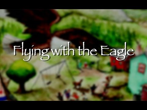 Flying With The Eagle