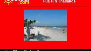 Evason Six Senses Hua Hin - S�jour - Tha�lande