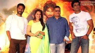 'Kaddu Katega' Song And 'R...Rajkumar' New Trailer Launch