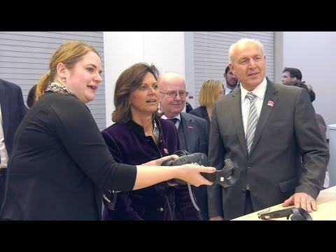 Das Bayerische Wirtschaftsministerium geht auf Messetour - Bayern
