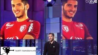 ياسين بن زية ضيف Yassine Benzia dans Tribune Sports- BEIN SPORT FR