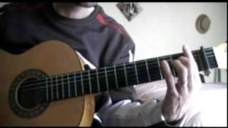 Christophe MAE - (guitar déb 17) j'ai laissé