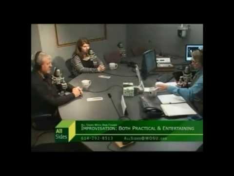 Part IIII: Columbus Unscripted Interview On WOSU NPR News