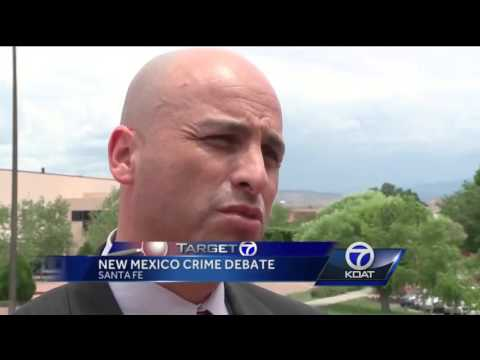 Where violent crime has increased in New Mexico