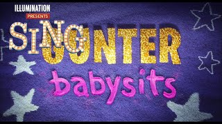 Sing Special Edition - Gunter Babysits Pt 1 - Own it now on Digital HD. 3/21 on Blu-ray