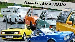 Sraz Škodovek u :) BEZ KOMPRESE (: