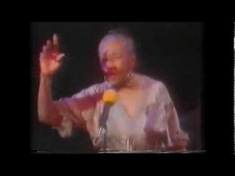 Alberta Hunter in concert France 1983 part 3