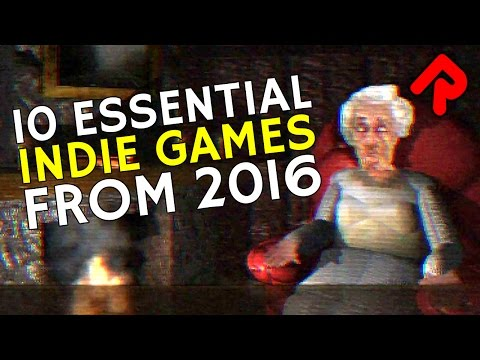 10 Essential Indie Games from 2016 You Must Play | Best Indie Games