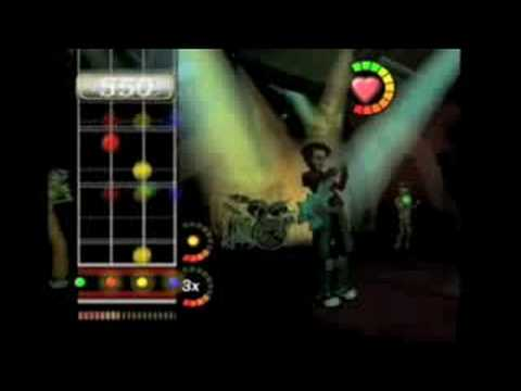 PopStar Guitar (Wii/PS2) Trailer