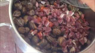 cuisine du jour
