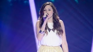 Emily Rex Sings Pure Imagination | The Voice Australia 2014