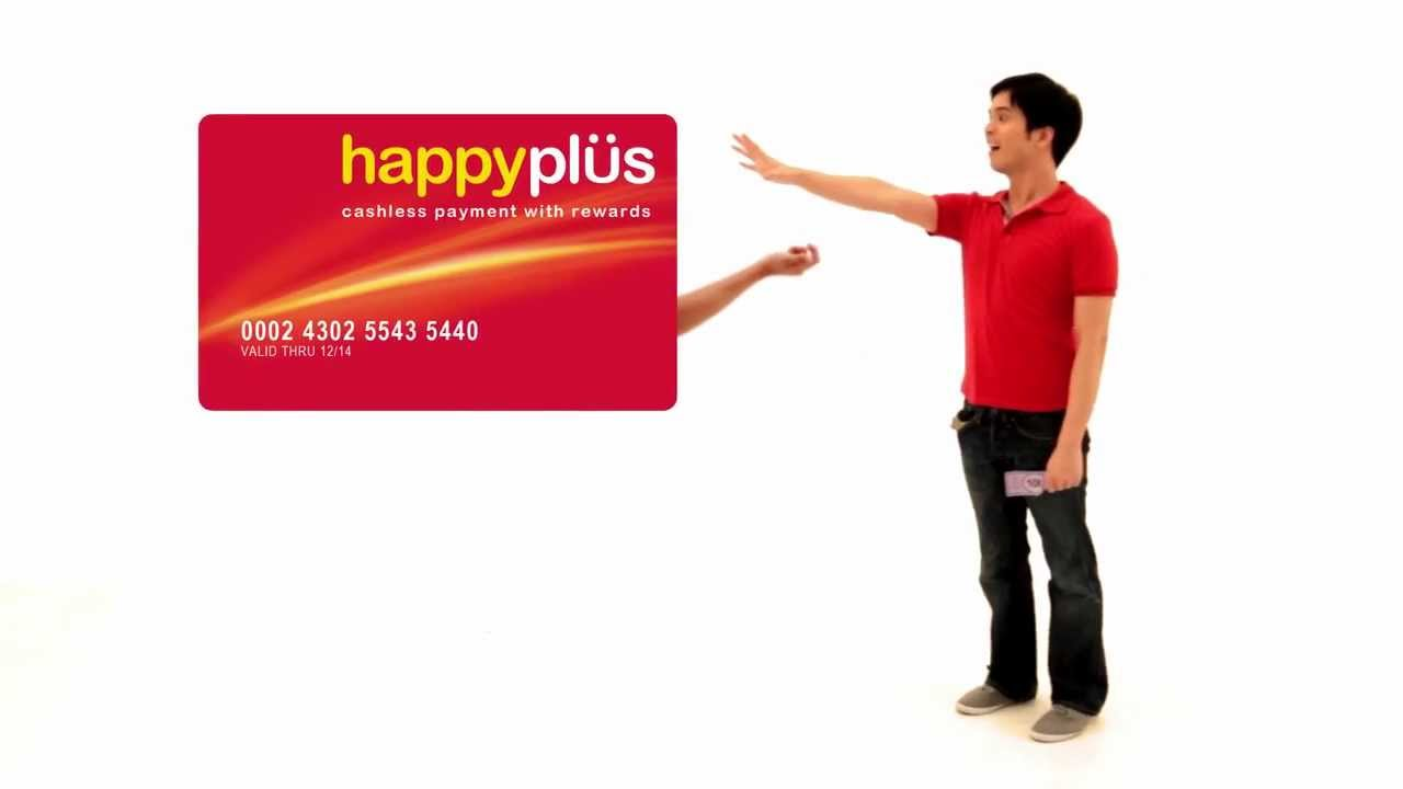 happyplus card how to buy and register youtube. Black Bedroom Furniture Sets. Home Design Ideas
