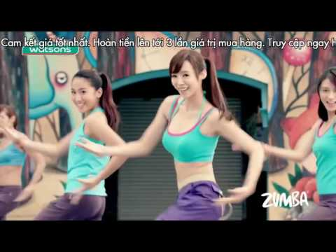 Effective weight loss with Zumba dance exercise extremely short