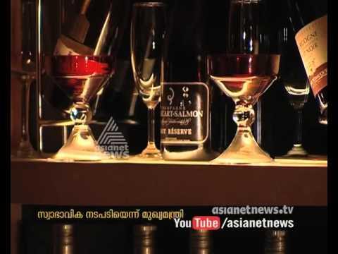 Nod for six new  five star bars in Kerala
