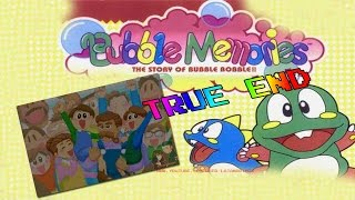 Bubble Memories : The Story of Bubble Bobble III (TRUE END) [ HD ]