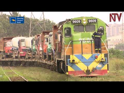RAILWAY TRANSPORT: Mombasa-kampala route reopened after a year