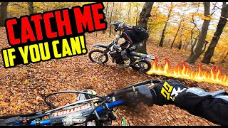 Fang mich doch! - EPIC ENDURO GAME #1