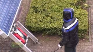 TVEllef: Leerlingen Citaverde Roermond installeren zelf zonnepanelen
