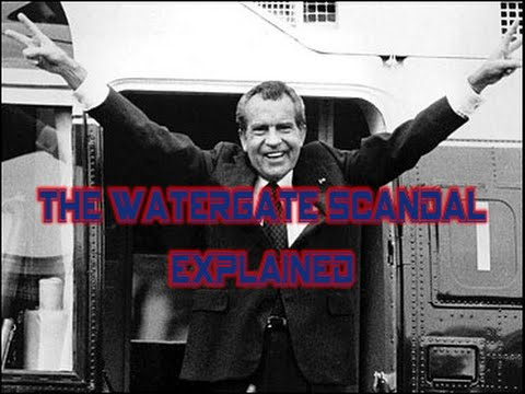 The Watergate Scandal Explained