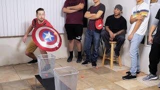 Deflector | Captain America Pong