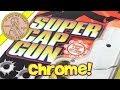 James Bond Style Walther PP Super Chrome Cap Gun