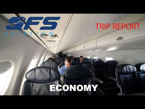 TRIP REPORT | American Airlines - E175 - St. Louis (STL) To New York (LGA | Economy
