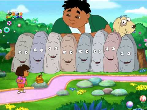 Dora The Explorer Fairytale Adventure 2015 FULL HD