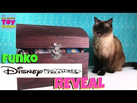 Simons Blind Bag Treasure Chest Funko Disney Treasures Opening | PSToyReviews