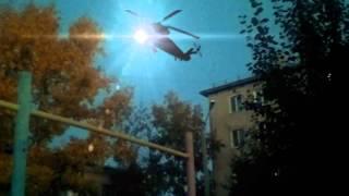3d модель вертолёта в живом видео(Cозданная мною 3d модель вертолёта в 3dMax, монтаж Adobe after effects. если видео наберёт множество лайков, сделаю подро..., 2013-01-21T12:11:47.000Z)