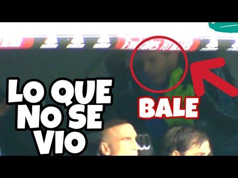 LO QUE NO SE VIO De La PITADA Del BERNABEU A Gareth BALE | Real Madrid Vs Real Sociedad 3-1