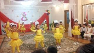 Детские танцы танцуют на садике песня Цып цып мои цыплятки