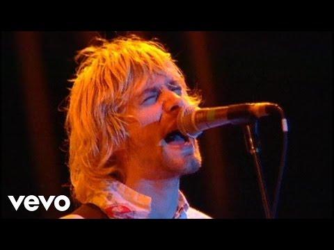 Nirvana  D7  at Reading 1992