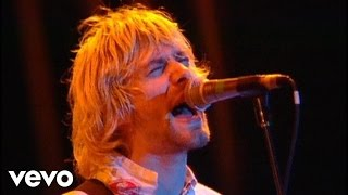 Nirvana - D-7 (Live at Reading 1992) YouTube Videos