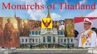 Monarchs of Thailand
